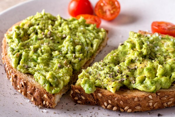 Avocado Toast-Best Instant Breakfast- Desimealz
