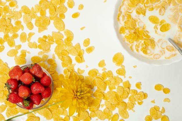 ready to eat breakfast -Cornflakes - Desimealz